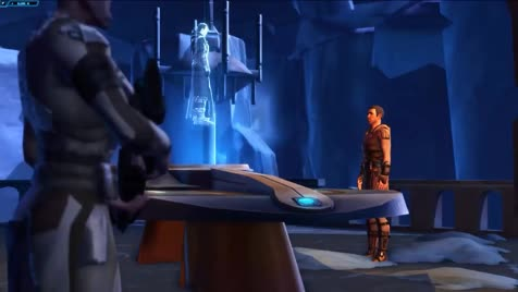 Also you get to meet Revan. The Sith Warrior storyline of TORtanic is actually pretty great, and I hear the Imperial Agent storyline is just as good but everyth