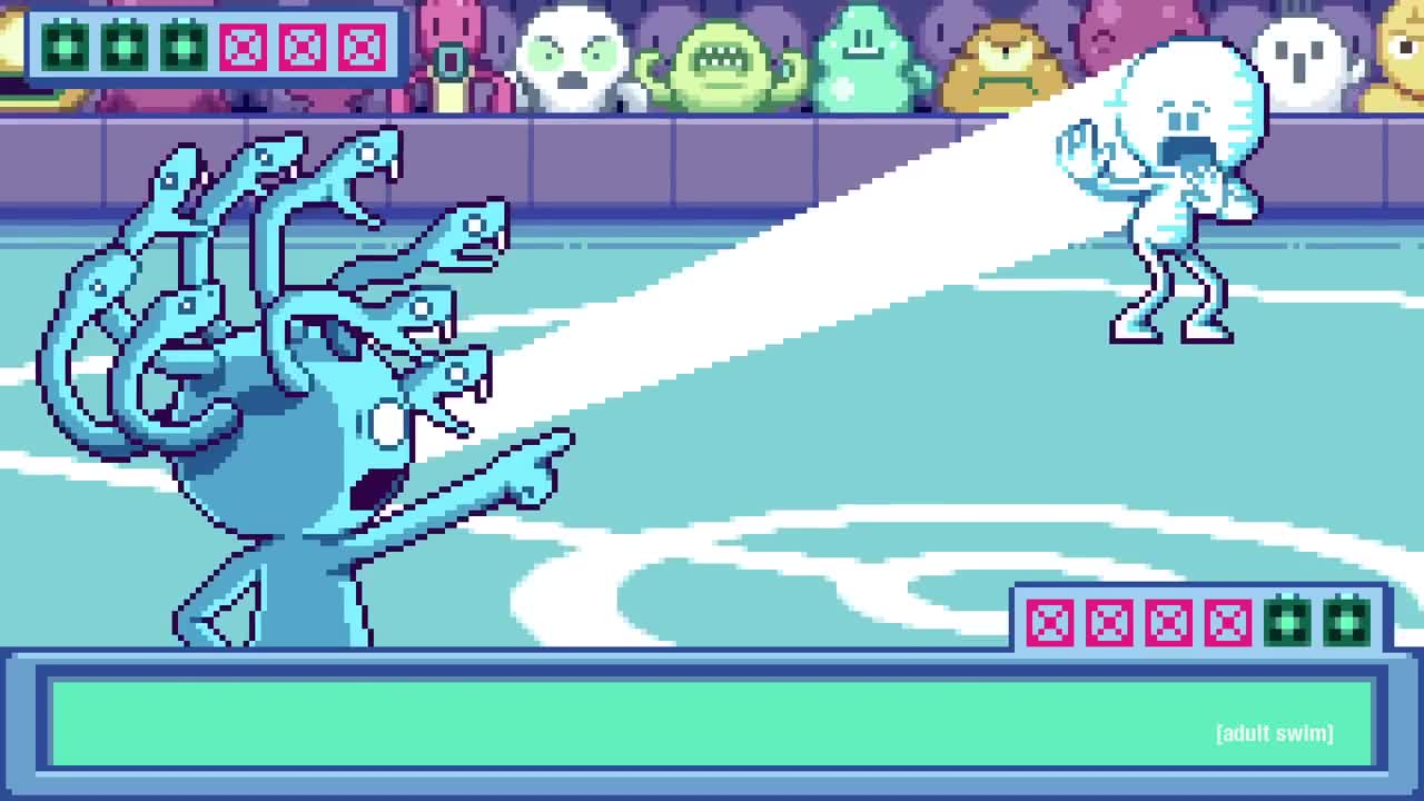 Meeseeks Battle. join list: EchsaDumps (411 subs)Mention History join list:. Quite literally just uploaded by admin a few minutes ago. He/She beat you to the punch just barely.