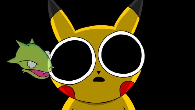 Hight5toons. .. Gona need source for the trippy music in the pikachu one. Or at least something similar.
