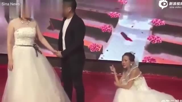 Wedding crasher. Lady crashes her ex's wedding in a bridal gown and . join list: NoWholesomeness (230 subs)Mention History.. craaaaaaaaaaaaaaaaaaaaaaaaaaaazyyyyyy