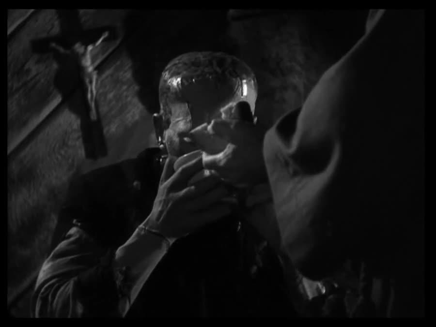 Finding a friend. Bride of Frankenstein.