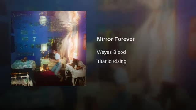 Wyese blood. First time hearing titanic rising album tonight. I'm on ecstasy and this is monumental.