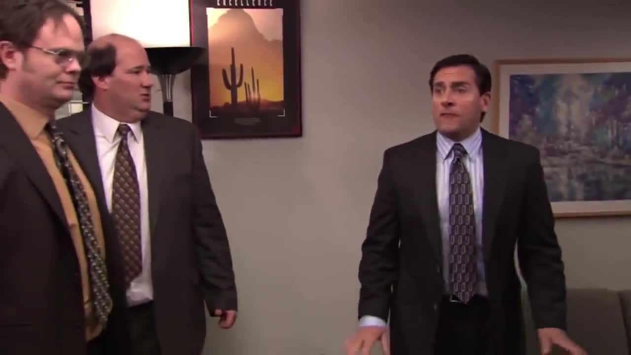 The Office US Comp 1... but with sound!. .. hikakiller