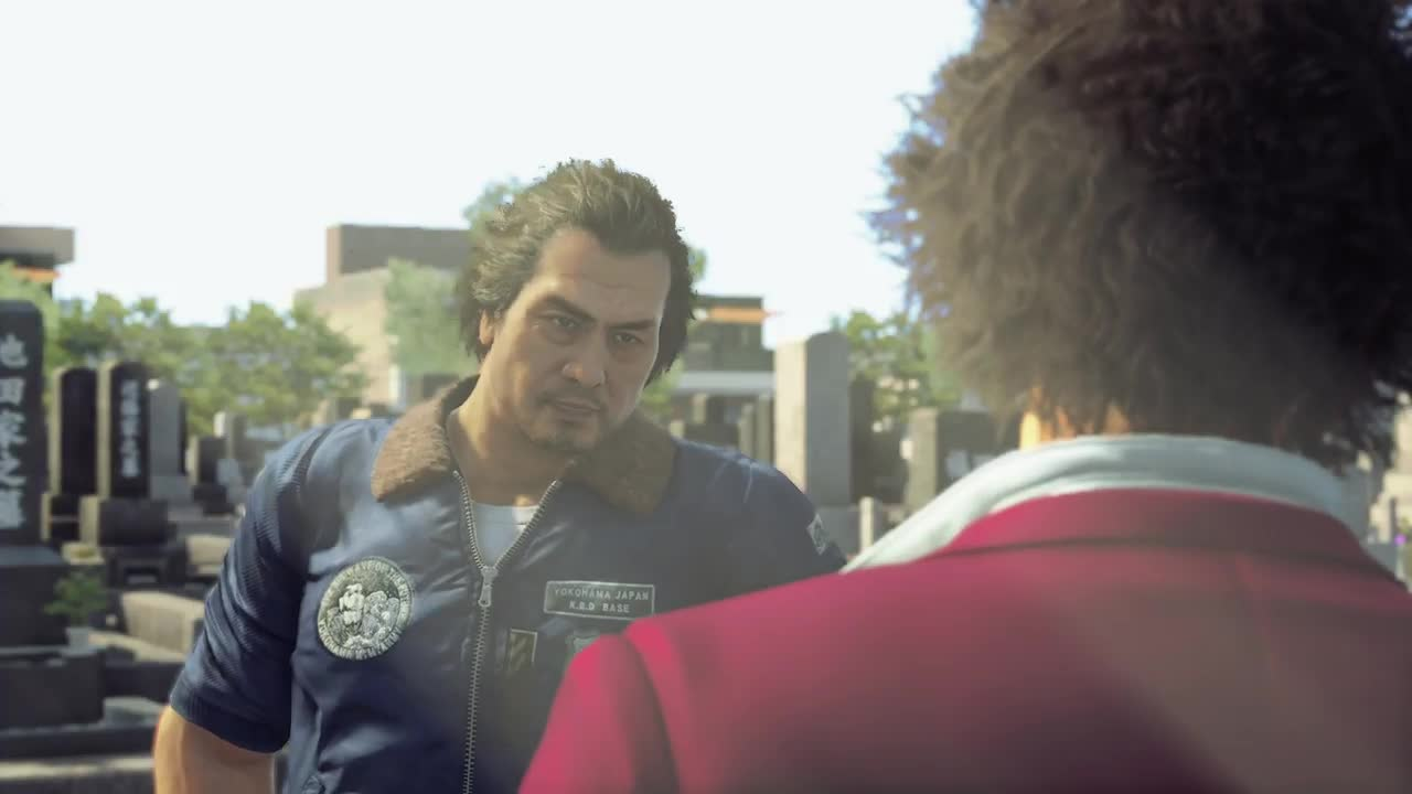 Yakuza: Like A Dragon Reveal Trailer. The game's going to be a turn-based RPG. The april fools joke ended up not really being a joke after all... Ok, where's Majima?