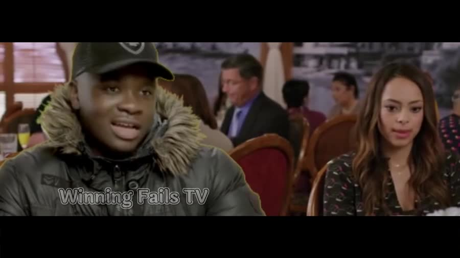 big shaq meets his girlfriend's parents. .. omfg that was funny af