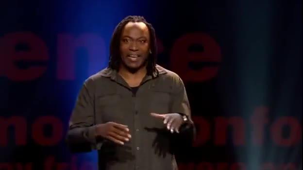 Reginald D. Hunter: Perspective on Racial/Ethnic Pride -. .. I love Reggie D Hunter