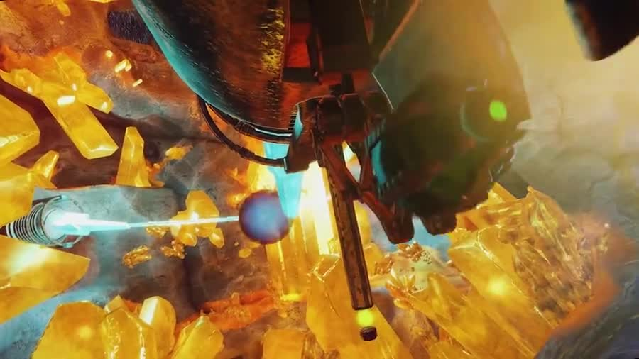 Black Mesa: Xen Trailer. .. Oh boy, can't wait to fight this abomination again.