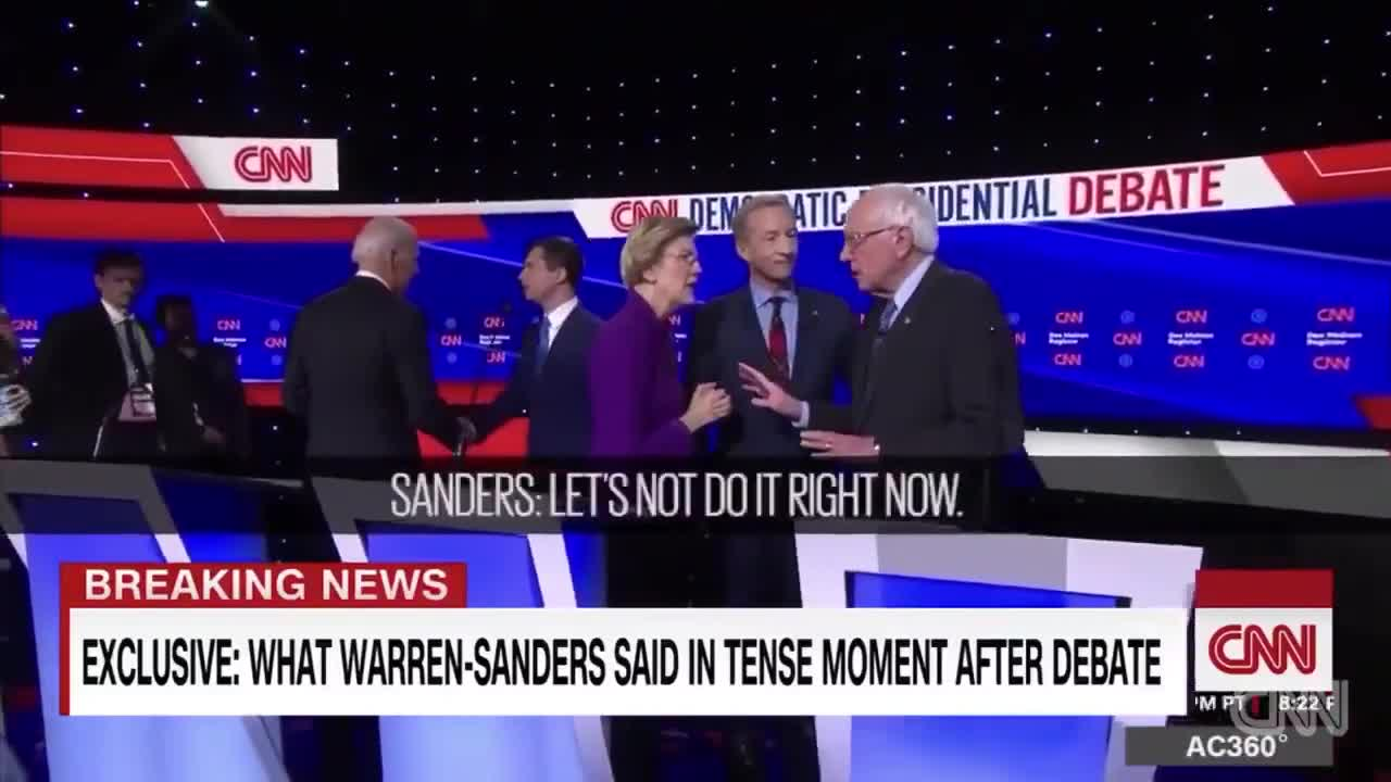 CNN Leaked the AUDIO!!!. CNN Aired this today. Not that I like the policies of either candidate, but isn't this despicable of CNN???? No Trust. join list: Backr