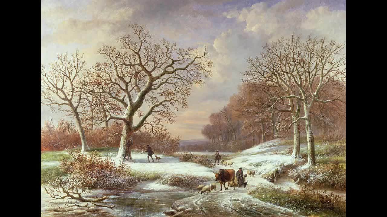 Isolated trash dreams. Now time for a message from our sponsor join list: GypsyTrash (3497 subs)Mention History Axian - Seasons Change Painting : Winter Landsca