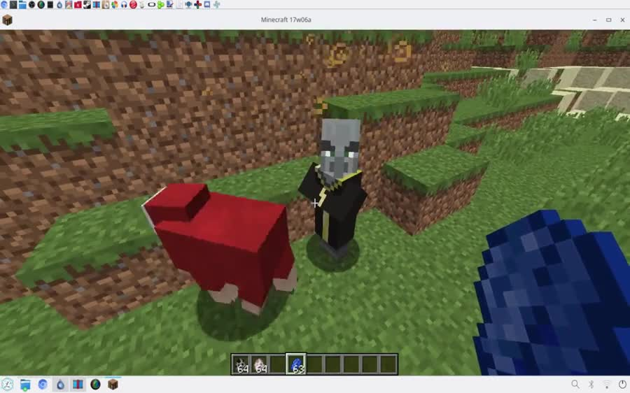 Moincraft 3.0. .. This was posted 12 hours ago. You just reversed the image list and added one of your own that is just a voice over of a minecraft picture. Really dude?Comment e