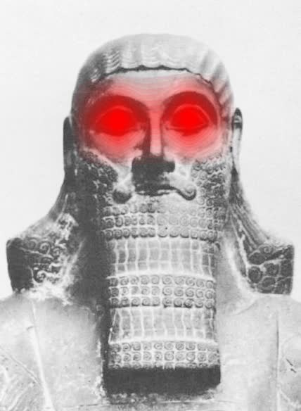 I AM KING ASHURBANIPAL. From the original thread: https://boards.4channel.org/his/thread/6447279 Audio: https://vocaroo.com/i/s1bSvZYuVWfj.