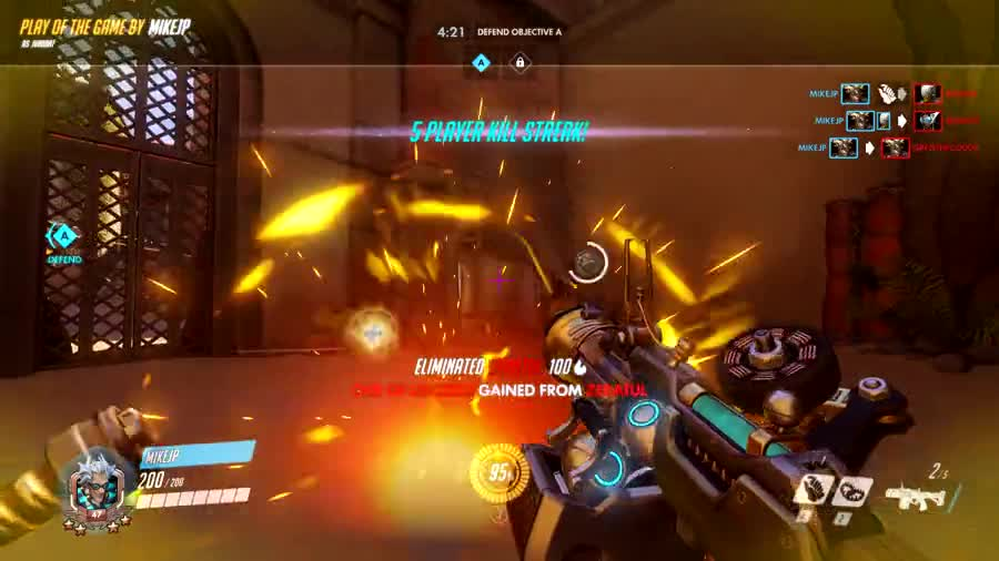 Not Even An Ult. If you want this in higher quality, you can find this video as well as others on my youtube channel: .