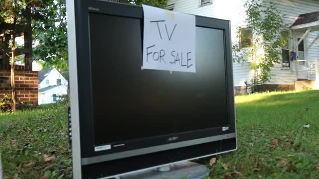 TV For Sale. .