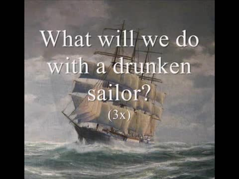Fav Sea Shanty. .. It has nothing on this one