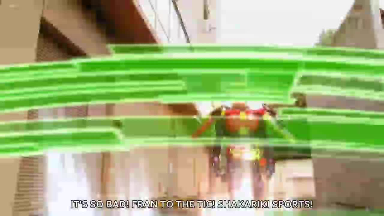 Cyclist attempts murder. .. I love how absurd Kamen Rider shows are. At least I think this is Kamen Rider. The US needs to do more like this. Just balls to the wall and over the top dumbas