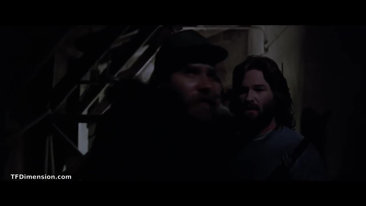 The Thing- Dog Transformation. I love this film.