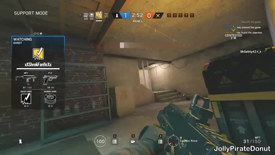 R6 Siege clip comp. more siege clips: .. They're good memes but they make me feel bad because I suck at rainbow six I've played 257 hours, there aren't even any tips at this point that anyone could tel