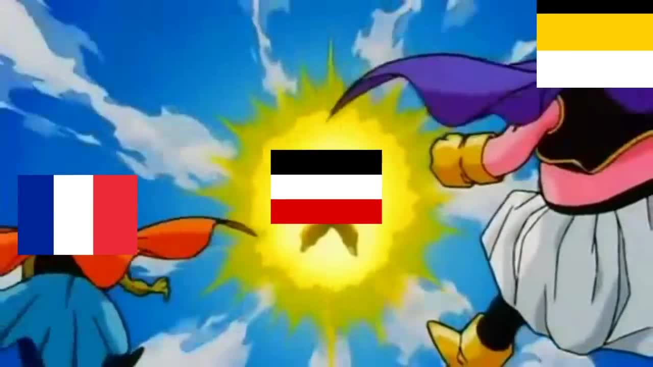 When you form Super Germany. join list: SnortingVideogames (127 subs)Mention History join list:. IT IS OUR GLORIOUS BIRTHRIGHT