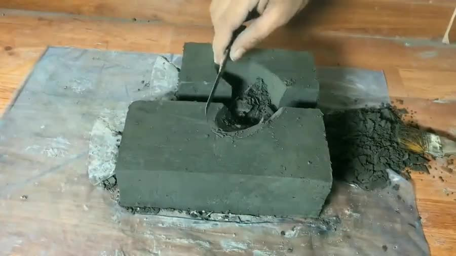 Does your man handcraft your gifts from cement and Coke bottles?. If not, it's time to upgrade If you have autismo, watch the version in the comments instead.. oh good ive found something worse than a silent video with generic music a silent video with generic music that cuts off way too early... cheers lad can we star