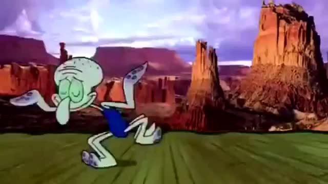 SPONGEBOB OP. join list: Cartoonsandlolis (1695 subs)Mention History.. To much squidward. Or is this the second OP when he comes back to the village?