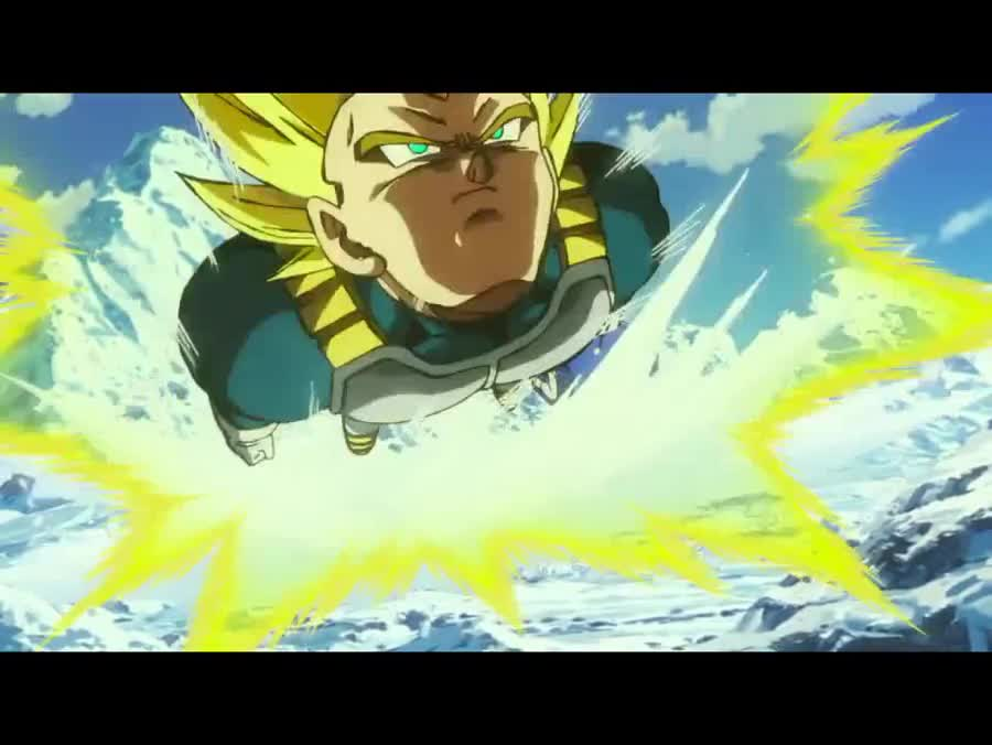 Broly vs Vegeta. had to split it into two as for some reason I can't load vids that're more than a few minutes long. Even had trouble uploading these to be hone