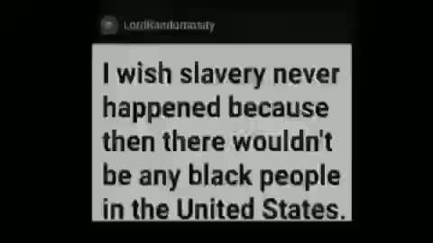 """Reverse Racism. .. """"The best way to end slavery would be to go back in time and nuke africa"""" -mr sark, in the outtakes of some old machinima show"""