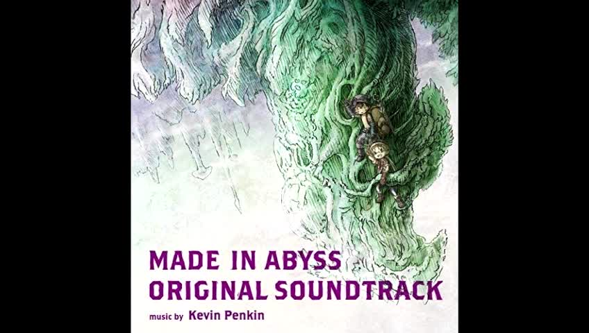 Made in Abyss OST. Artist : Kevin Penkin Song : Underground River (ft.Raj Ramayya) Album : Made in Abyss OST 1 the anime is amazing 10/10 recommend and by the w