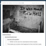 How fun is hell, exactly?